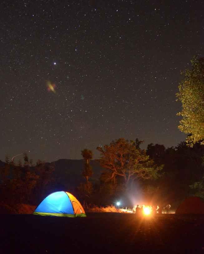 CampgroundAtNight