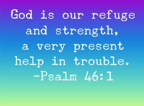 GodIsOurStrengthHelpNTrouble