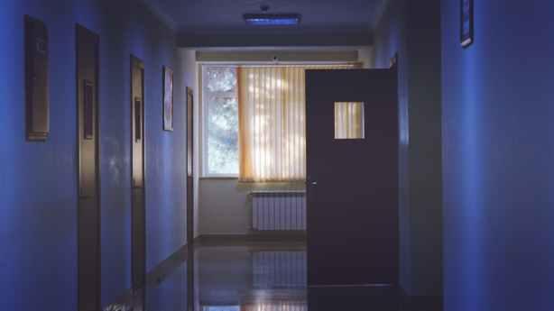 HospitalInBlueShadow